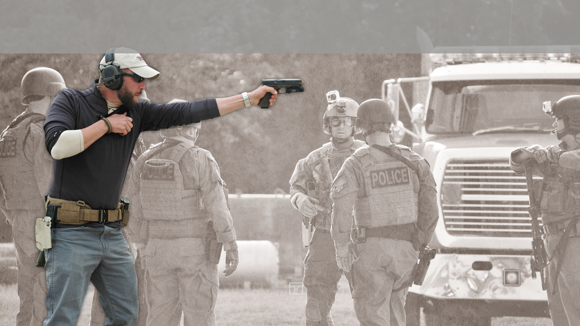 Force on Force Firearms Training